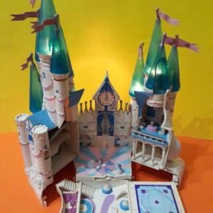 Polly pocket Cinderella castle 1996