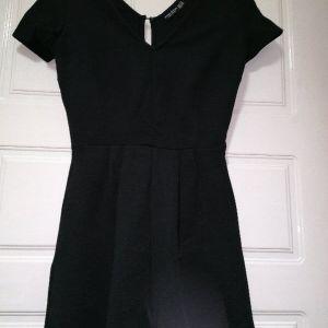 Μαύρη ολόσωμη φόρμα