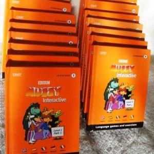 cd-rom βιβλια εκμάθησης ιταλικών 15τεμ