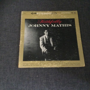 Johnny Mathis - Faithfully (LP)