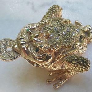Feng Shui βατραχος