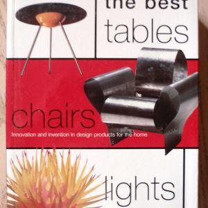 ΒΙΒΛΙΑ 17/100 THE BEST TABLES CHAIRS LIGHTS