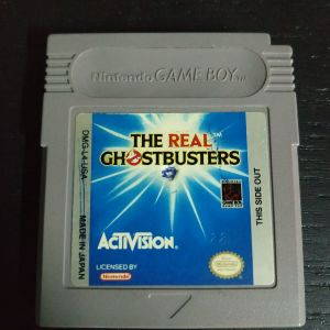 THE GHOSTBUSTERS κασέτα game boy color