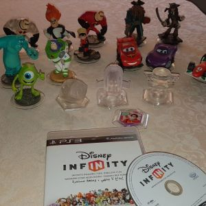 Infinity play without limits ps3