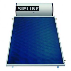 Ηλιακός Θερμοσίφωνας SIELINE ECO 120 διπλής ενέργειας