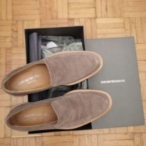 Ανδρικά παπούτσια Emporio Armani