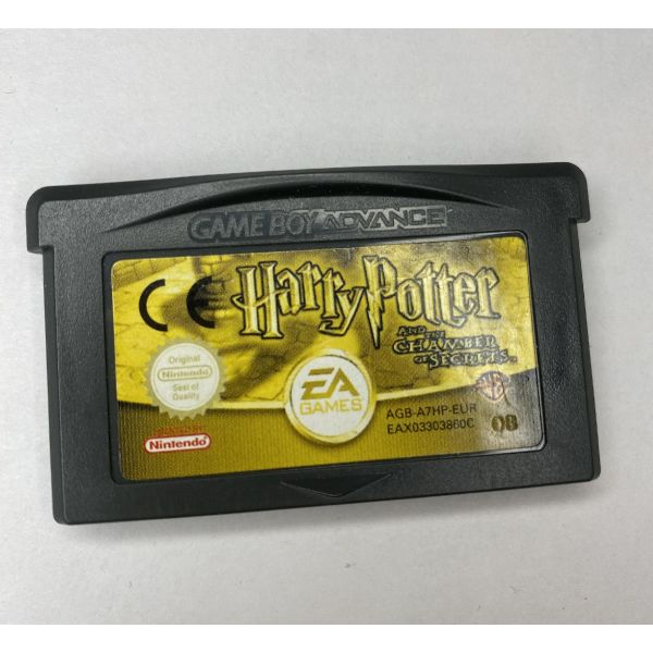 Harry Potter and The Chamber of secrets, Game boy game