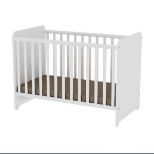 Lorelli Βρεφική Κούνια Μωρού SWEET DREAM WHITE 60/120 cm