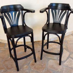 Καρέκλες μπαρ Old Style