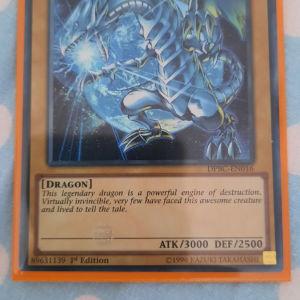 Blue-Eyes White Dragon DPBC-EN016