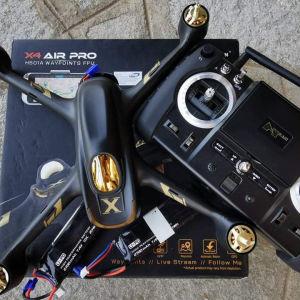 Hubsan X4 Air Pro H501A Waypoints Fpv