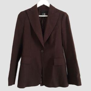 Σακάκι καφέ χρώματος Zara S - M!