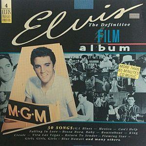 "ELVIS PRESLEY ""THE DEFINITIVE FILM ALBUM"" - CD"