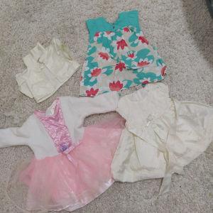 Φορέματα για κορίτσι.