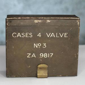 Μεταλλικό κουτί Β Παγκοσμίου Πολέμου