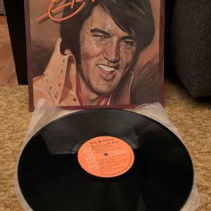 Elvis Presley welcome to my world Ελληνικό βινύλιο