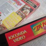 ΤΑ ΝΙΝΙΖΑΚΙΑ-VHS JOCONDA VIDEO