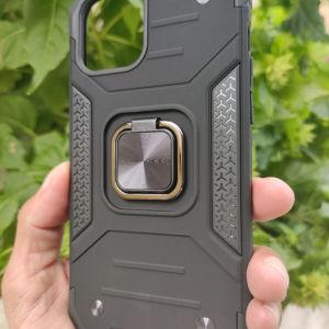 Shockproof HYBRID + Dock Station! Θήκες για IPhone 12 Pro Max