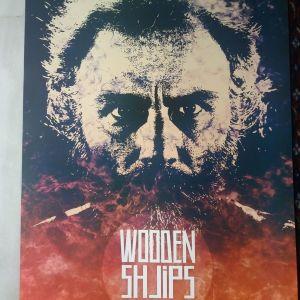 """Συλλεκτική Αφίσα """"Wooden Shjips"""""""