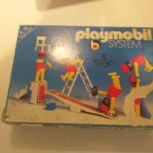 Playmobil σετ τσιρκου