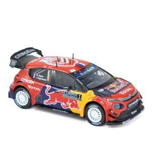 CITROEN C3 WRC ΜΙΝΙΑΤΟΥΡΑ.