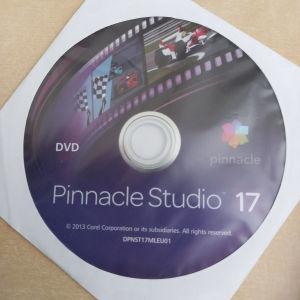 Pinnacle Studio 17 and 24