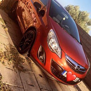 Opel corsa d!!