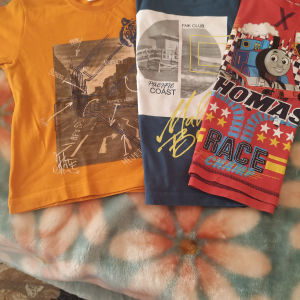Μπλουζάκια για αγόρια