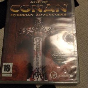 CONAN HYBORIAN ADVENTURES PC DVD  ΚΑΙΝΟΥΡΓΙΟ ΣΦΡΑΓΙΣΜΕΝΟ