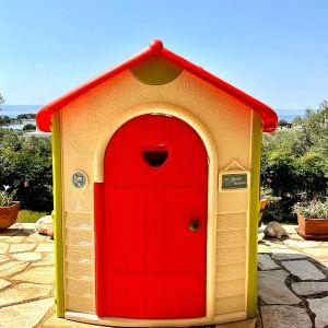 Smoby Παιδικό Σπιτάκι Κήπου Πλαστικό, Jura Lodge