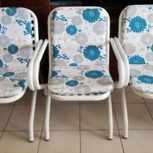 Καρεκλες βεράντας