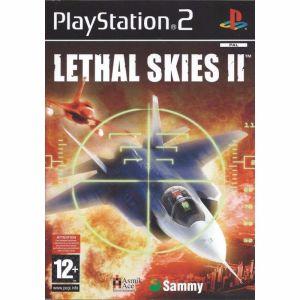 PS2 Game -LETHAL SKIES II