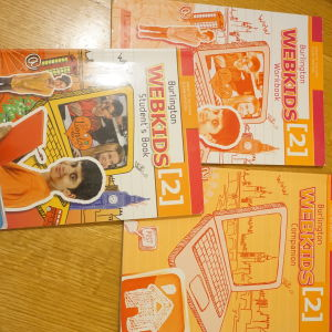 χρησιμοποιημενα βιβλια αγγλικων web kids