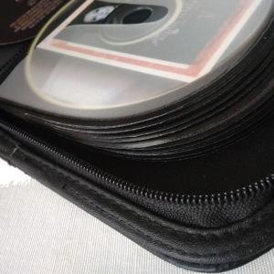 Δερμάτινη θήκη για CD/ DVD