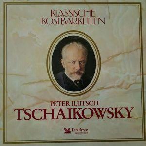 Κασετίνα 4 δίσκων βινυλίου Tschaikowsky