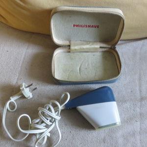 Vintage Ξυριστικη μηχανη Philips
