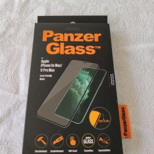 Panzer glass προστασία οθόνης για iPhone Xs Max & 11Pro Max