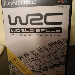 WRC PS2 GAMES