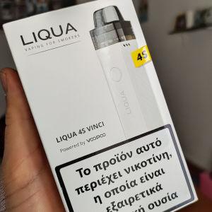 Liqua 4s Kit μαζί με 10 γεύσεις