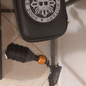 Bishop microangelo rotary tattoo machine
