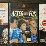 3 Γνησια dvd ,    Peter Sellers   (Δωρεαν Μεταφορικα)