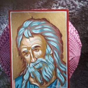 Εικόνα Αγίου Συμεών του θεοδοχου.
