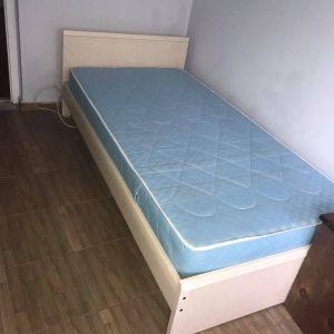 2 τεμαχια μονά κρεβάτια