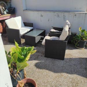 Σαλόνι κήπου , βεράντας