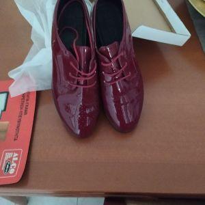 παπούτσια λουστριν