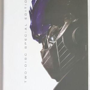 TRANSFORMERS - DOUBLE DVD BOX SET