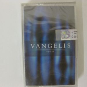 """VANGELIS""""VOICES"""" - ΚΑΣΕΤΑ"""