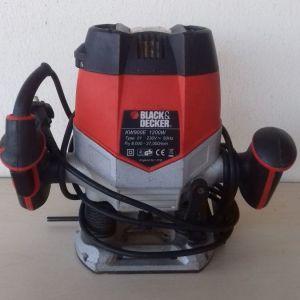 ρουτερ Black Decker 1200W - KW900E 1200W
