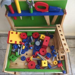 Ξύλινο παιδικό παιχνίδι