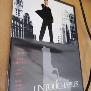 DVD Ταινία The Untouchables - Οι αδιάφθοροι (1987)